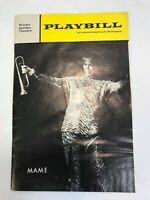 Winter Garden Theater Janis Paige as Mame Playbill 1968