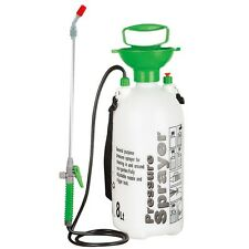 8 Liter Drucksprüher Gartenspritze Pflanzensprüher Unkraut Pumpsprüher Zubehör
