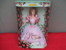 Rose Barbie 1998  First in Series Collector Edition NRFB MIB