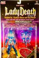 Azure Lady Death 6 Inch Action Figure Moore Collectibles RG