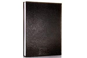 Street Smart Hard-Bound Sketch Book / Black Book