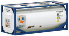 HO Scale Container- 492027- 20ft Tank Container - Bulktainer