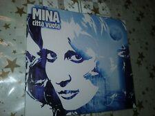 CITTA VUOTA di Mina | CD Usato | RARISSIMO PRIMA STAMPA PERFETTO