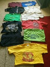 Men's Clothing Lot of 11 Size L South Pole ecko Hanes Tommy Rahama Campia other