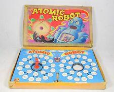 Gioco da tavolo anni '70 Clementoni ATOMIC ROBOT board game vintage toy's -00BE