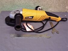 """Clarke Contractor 4.5"""" Angle Grinder."""