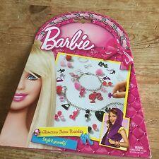 Como Barbie Glamorosa encanto de toma de pulsera Kit Artes Artesanía Estilo