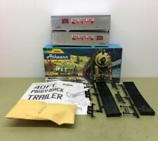 More details for athearn 40' trailer x2 rock island lines riz19-8004 - nos mib 138