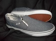 NEW MEN'S VANS CLASSIC SLIP ON (PALM) SNEAKERS/SHOES SIZE 9.BRAND NEW FOR 2019!