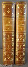 Curiosa : RESTIF DE LA BRETONNE Le Paysan Perverti 4 tomes en 2 vol. 1776 T.B.E.
