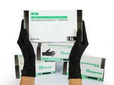 Nitrilhandschuhe Einweghandschuhe Einmalhandschuhe 200 Stück Box Gr XL schwarz