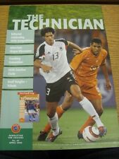 Apr-2006 UEFA DIRECT: il tecnico-Newsletter per allenatori No.32. proviamo a