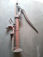 Antique Well Hand Pump, Water pump, landscaping, lawn ornaments, water fountain,