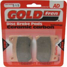 Yamaha XJ 900 S Diversion  4KM7  Brake Disc Pads Rear R/H Goldfren 1998-1999