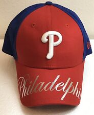 Philadelphia Phillies Womens New Era 9Forty Metallic Script Baseball Hat NWT