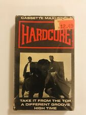 HARDCORE A Different Groove 1988 CASSETTE MAXI SINGLE New SEALED N.W.A. Dr. Dre