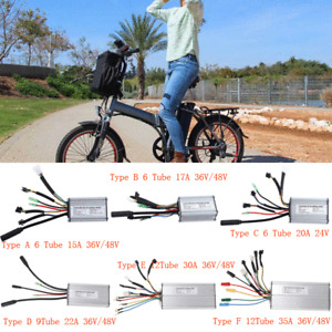24V-48V E Bicycle Brushless Speed Motor Controller For Ebike Electric Scooter