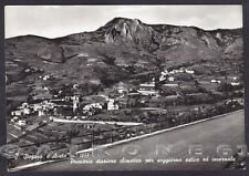 GENOVA SANTO STEFANO D'AVETO 10 Cartolina FOTOGRAFICA viaggiata 1960
