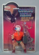 Vintage Combo Hero Galaxy Eagle Man Warrior Beast Action Figure Motu Knock Off