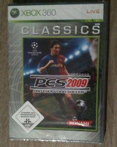 Konsolenspiel XBOX 360 Pro Evolution Soccer 2009