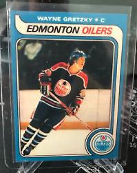 1979/80 OPC Wayne GRETZKY Rookie Card #18 O Pee Chee -Oilers Kings MINT Re Print