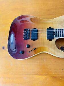 Schecter C-1 SLS Elite - Electric Guitar - Antique Fade Burst