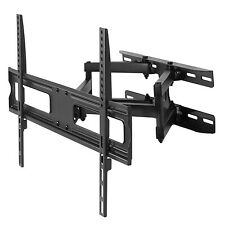 "Soporte pared para pantalla LCD/LED 37-70"" 30kg VESA 600x400 brazo doble Maclean"