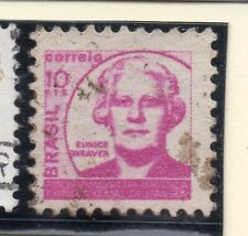 Brazil 1961-62 Early Issue Fine Used 10c. NW-07649