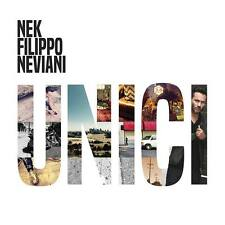 Nek - (Filippo Neviani) Unici CD (new album/sealed)