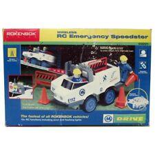 Rokenbok System Wireless RC Emergency Speedster 03221