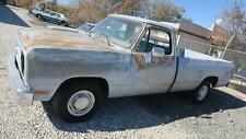 1989 Dodge D-150 Project Truck! SCROLL DOWN TO VIEW MORE PICS!