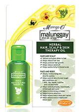 Moringa O Malunggay Olive Oil Omega Herbal Hair Scalp Skin Therapy Oil 30ml