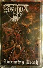 Asphyx - Incoming Death(Tape/2017)FLOTSAM AND JETSAM DARK FUNERAL PUNGENT STENCH