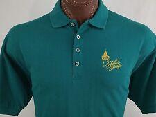 Cohutta Springs Conference Center Green Polo Shirt 100% Cotton XL X-Large