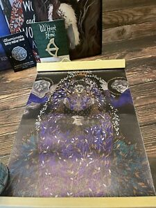 Darkest Part of the Forest, Poster, tapestry, banner, Holly Black, Illumicrate