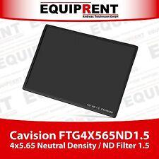 CAVISION 4x5.65 Neutre Densité/ND DE COFFRE BOX Filtre 1.5 (ftg4x565nd1.5) eqa77