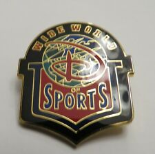 Disney Wide World of Sports D Logo Pin from Framed Set Pin