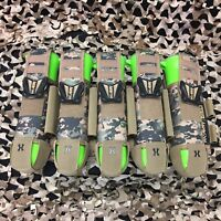 NEW HK Army Eject 5+4 Paintball Harness - HSTL Cam