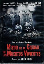 Miedo en la ciudad de los muertos vivientes (DVD Nuevo)