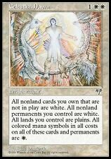 Alba Celestiale - Celestial Dawn MTG MAGIC Mi Mirage Eng