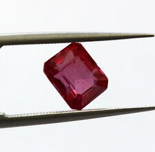 1.90 Ct Natural Mozambique Ruby Beautiful Loose Excellent Gemstone Transparent A