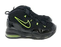 Men's Nike Air Max Uptempo '95 Black/Volt Basketball Shoes CK0892-001 Size 9 NEW