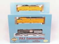 HO Proto 2000 23453 UP Union Pacific FA1 FB1 Diesel Set #1643 #1642C Bad Gears