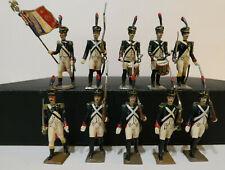 Soldat CBG Mignot 10 Voltigeurs de la Garde 1812 Empire ancien #15