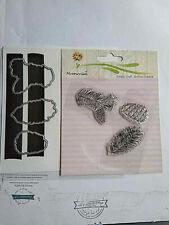 Einzelstück - Clear Stamps + Stanzform - Karten - Alben -etc. Mroowvibes