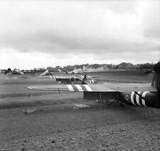 6x4 Photo ww10E8 Normandy Para GBCA 6th Air` Div. Drop Zone N Ranville D-Day