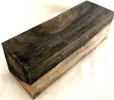 Blue Mahoe Wood aka Blue Hawaii Lumber 1,7/8x6 Turkey Calls Knife Handles Lumber