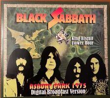 BLACK SABBATH - Asbury Park 1975 (NEW*LIM.300 DIGIPAK*SOUNDBOARD LIVE?75)