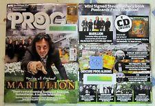 CLASSIC ROCK PROG + CD No 69 MARILLION Ecological SOCIAL DISCONTENT Wolverine