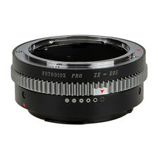 Fotodiox Pro Lens Adapter Mamiya 35mm (ZE) Lens to Canon EOS Cameras